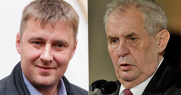 """""""Hrubá chyba, nevyzná se,"""" tepe Zeman ministra a chystá omluvu Orbánovi. Petříček se brání"""