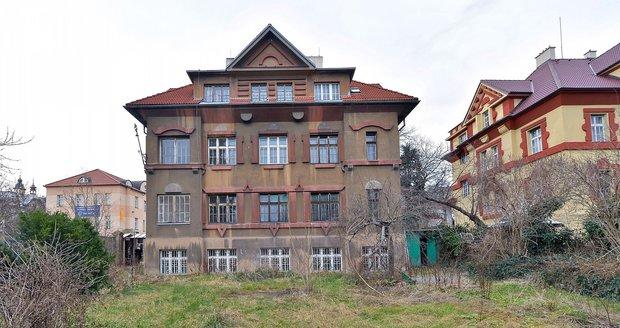 Vila Na Šafránce.