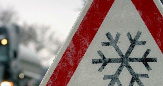V Česku opět hrozí ledovka.