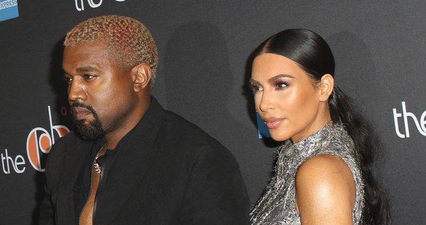 Kanye West a Kim Kardashian na The Cher Show