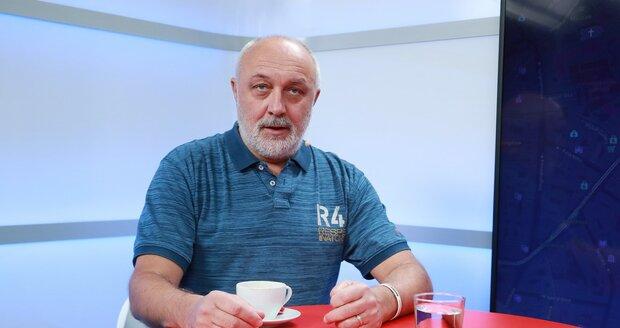 Psychoterapeut Miloslav Čedík