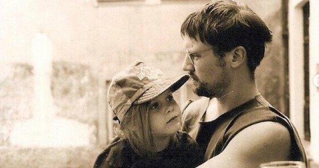 David Matásek s dcerou Lindou