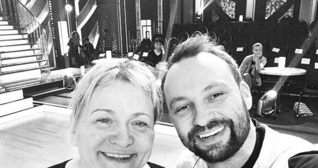 Pavlu Tomicovou a Marka Dědíka spojuje blízké přátelství