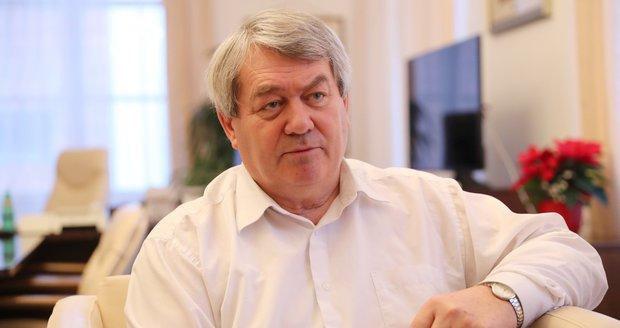 Šéf KSČM Filip: O Babišovi, ztrátě voličů, zhýralém asistentovi a rudé vizi