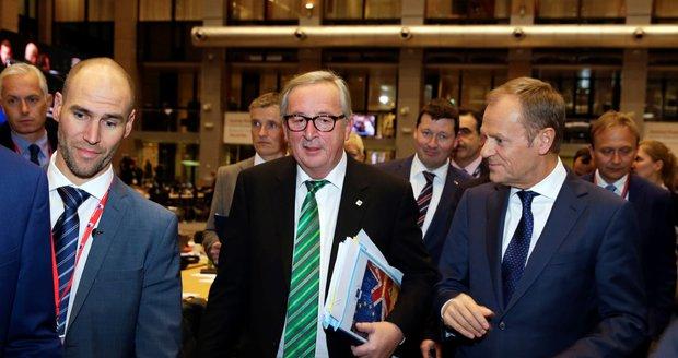 """Brusel chystá i pro Čechy """"kuchařku"""" na tvrdý brexit. EU kvůli Irům neuhne"""