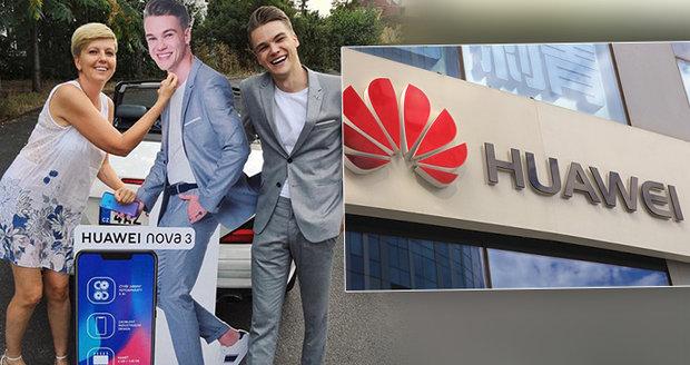 Úřady v Česku varují před výrobky Huawei a ZTE. Kvůli šmírování z Pekingu