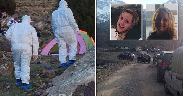 Dvě turistky našli v Maroku s uříznutou hlavou: Policie už má 3 podezřelé!