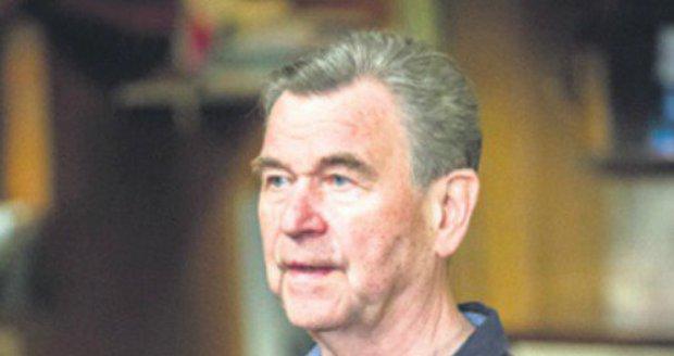 Václav Postránecký v Krejzových