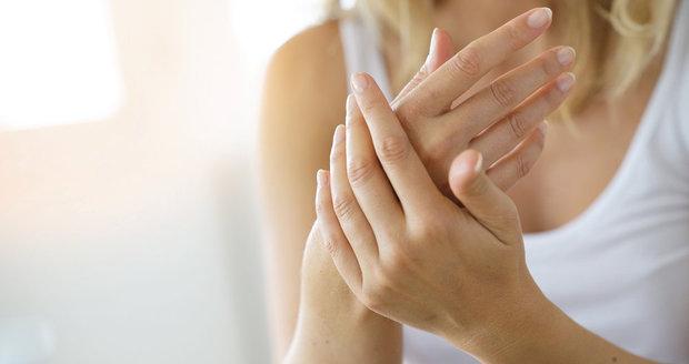 Jak mít krásné a zdravé ruce i v zimě?