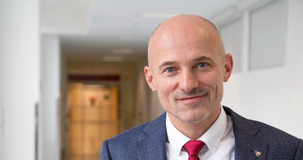 Novým ředitelem pražského Institutu klinické a experimentální medicíny (IKEM) bude od 1. ledna 2019 dosavadní náměstek ředitele pro ekonomiku a provoz nemocnice Michal Stiborek (na snímku).