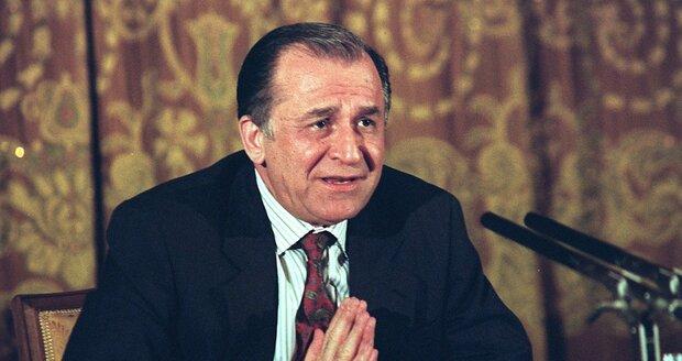 »Jsem stále nervózní«,tvrdí voják, který před 59 lety popravil rumunského diktátora a jeho manželku