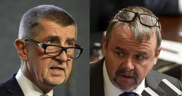 """Babiš se navezl do Ťoka """"měkkoty"""". Naštvaný ministr: Nechci být jeho klon a řvát"""