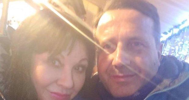 Dáda Patrasová a její Ital Vito
