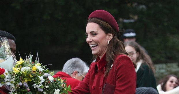 Vévodkyně Kate Middleton