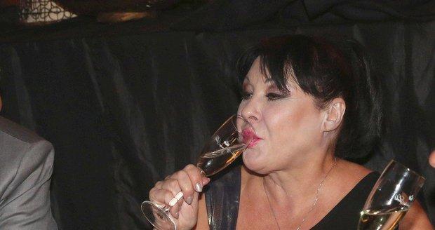 Vánoční nehoda Dády Patrasové: Řídila opilá?