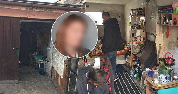 Jana, která živořila v garáži: Vánoce oslavila se svými dětmi v novém bytě!