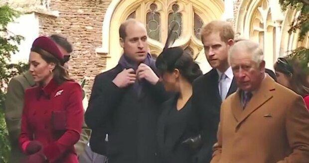 Vánoční mše královské rodiny