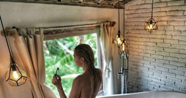 Dara Rolins dráždí novými fotografie z dovolené na Bali!
