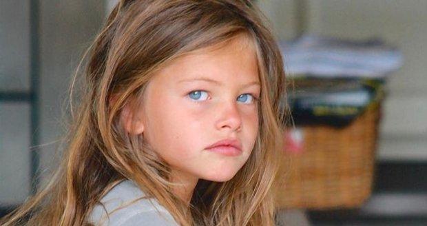 Thylane Blondeau a fotka, která ji proslavila všude na světě