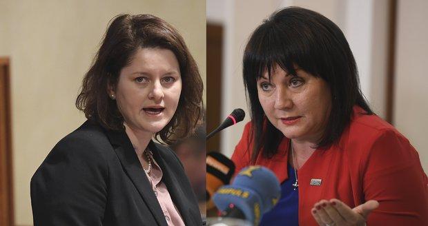 Schillerová chce šetřit, ministrům se do škrtů nechce. Maláčová se bojí o rodiny s dětmi
