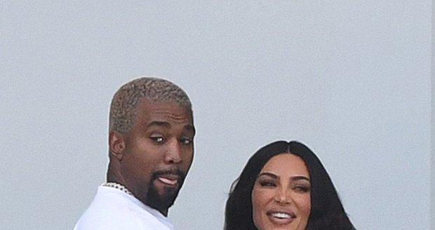 Kanye a Kim jsou z nového bytu nadšení