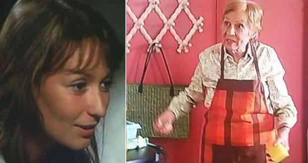 Inka Šecová byla známá hlavně z dabingu.