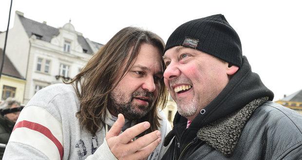Jiří Pomeje a Pavel Pásek