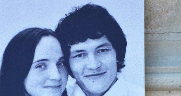 Novinář Ján Kuciak a jeho snoubenka Martina