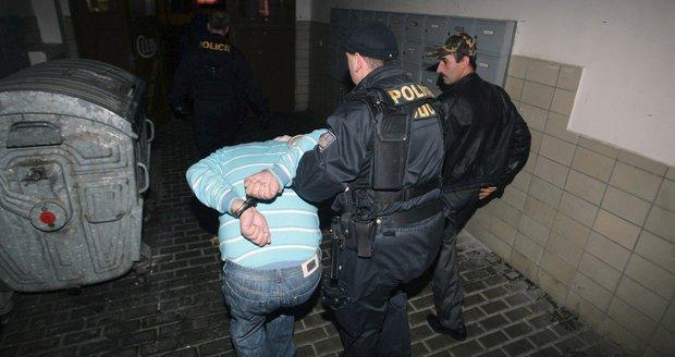 Na dopadení trojice drzých lupičů potřebovali hodonínští kriminalisté jen 72 hodin. (Ilustrační foto)