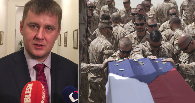 """Čeští """"žoldáci"""" v Afghánistánu? Petříček vojáky rázně hájil, Foldyna útočil"""