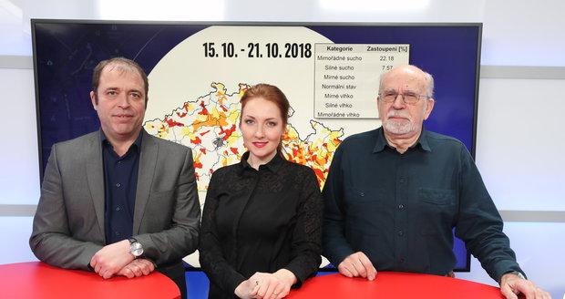 Epicentrum: Teplá a vlhká zima. Zachrání vysušené Česko?