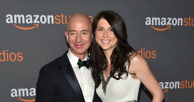 Rozvod nejbohatšího muže světa Bezose: Právník naznačil dělení obřího majetku!