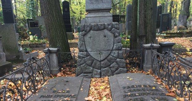 Mezi pochovanými zde leží například generálové či maršálové s rodinami.