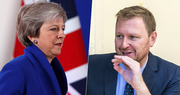 Zruší Mayová rozvod? Británie může žádat o odklad brexitu, tvrdí český velvyslanec