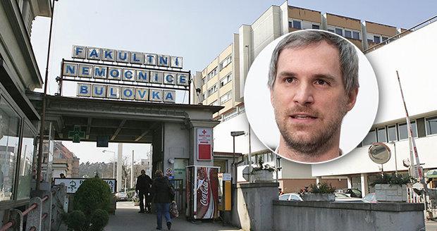Primátor Hřib by reálněji viděl nově vybudovanou nemocnici v Letňanech než rekonstruovanou Nemocnici Na Bulovce.