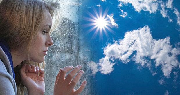 Zima je na sluneční paprsky zatím chudá. Co zažene depresi z počasí?