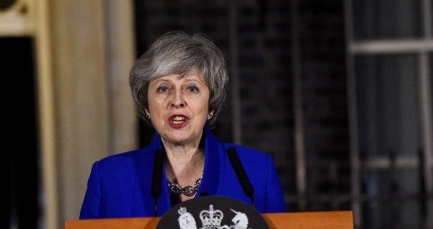 Mayová přežila hlasování o nedůvěře. Na brexitu trvá i po krachu dohody s EU
