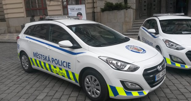 Městská policie Praha. (ilustrační foto)