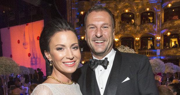 Daniel Farnbauer se po rozvodu s Partyšovou vrátil k exmanželce Lucii