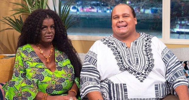 Umělá černoška Martina Big  Moje dítě bude také černé!  cfbbd1b907