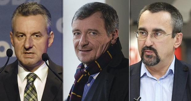 Na koho sází strany pro evropské volby? Nechybí ani kontroverzní tváře