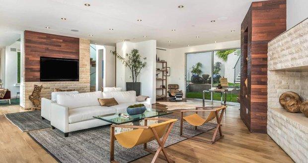 Luxusní obývák.