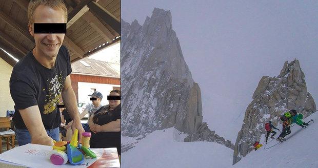 Pátrání po Čechovi Tomášovi v Argentině: Horolezci, kteří ho viděli naposledy, se vrátili na horu smrti