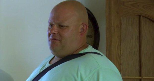 Morbidně obézní rodina ve Výměně manželek.