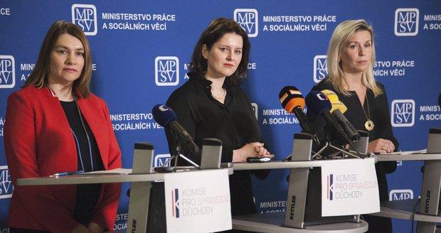 Pravda o důchodech v Česku: Půlka seniorů nedosáhne na 13 tisíc. Pomůže nová komise?