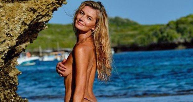 Modelka Pavlína Pořízková se v třiapadesáti letech objeví ve Sports Illustrated!