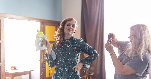 Záběry z filmu LOVEní