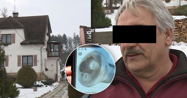 Majitel penzionu na Trutnovsku natáčel turistky v koupelně! Notebook vydal zvrhlou pravdu