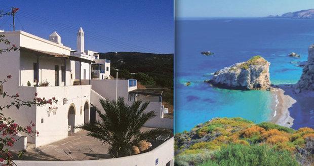 Navštivte řecký ostrov Kythira!