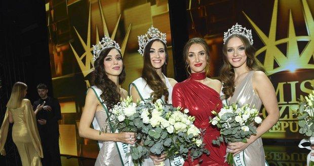 Slavnostní vyhlášení Miss Czech Republic 2019 v brněnském Bobycentru